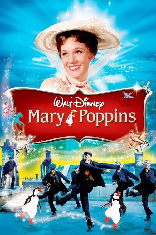 Mary Poppins 1964 REMASTERED MULTi TRUEFRENCH 1080p BluRay mHD x264 AC3 5 1 DTS 5 1-PATOMiEL