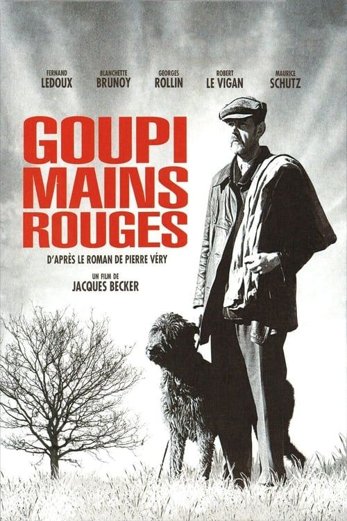 Goupi mains rouges 1943 1080p BluRay x264-FUTURiSTiC