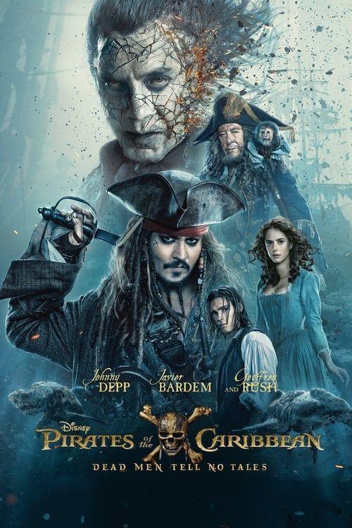 Pirates des Caraïbes V   (2017) La Vengeance de Salazar MULTi VF2 2160p 10bit 4KLight HDR10 BluRay x265 AC3 5 1 Portos