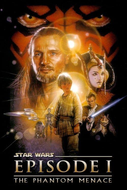 Star Wars Episode I The Phantom Menace 1999 2160p BluRay REMUX HEVC TrueHD 7 1 Atmos-FGT (MULTI)