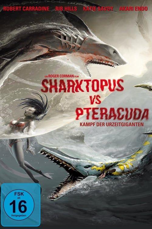 SHARKTOPUS Vs Pteracuda 2014 TRUEFRENCH DVDRiP XViD-NOTAG