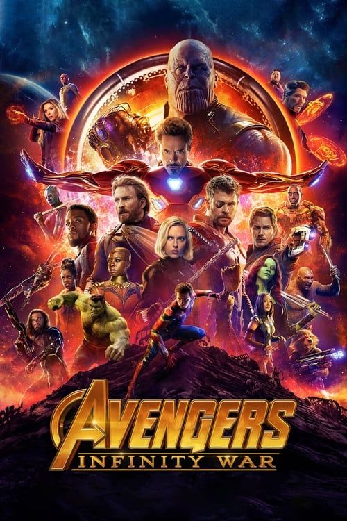 Avengers Infinity War 2018 MULTi TRUEFRENCH 1080p HDLight x264-RDH