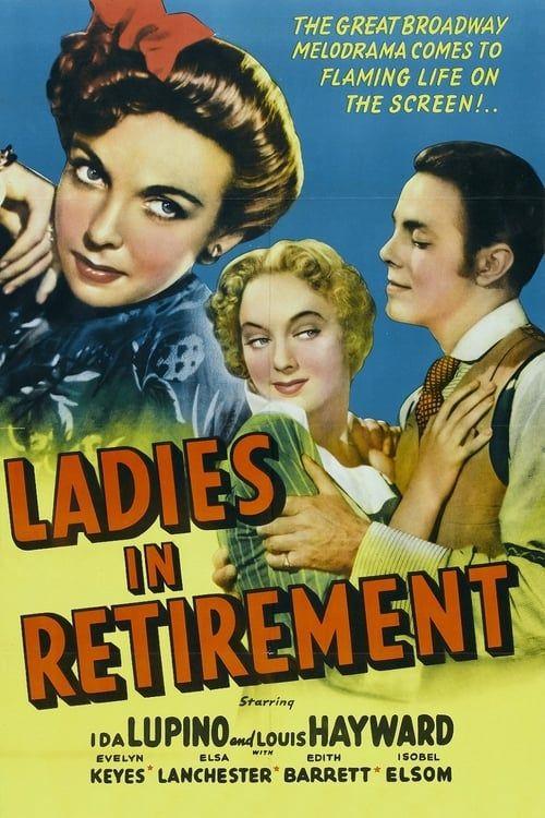 Ladies in Retirement 1941 (Crime-Film Noir) 720p VOSTFR x264-Classics