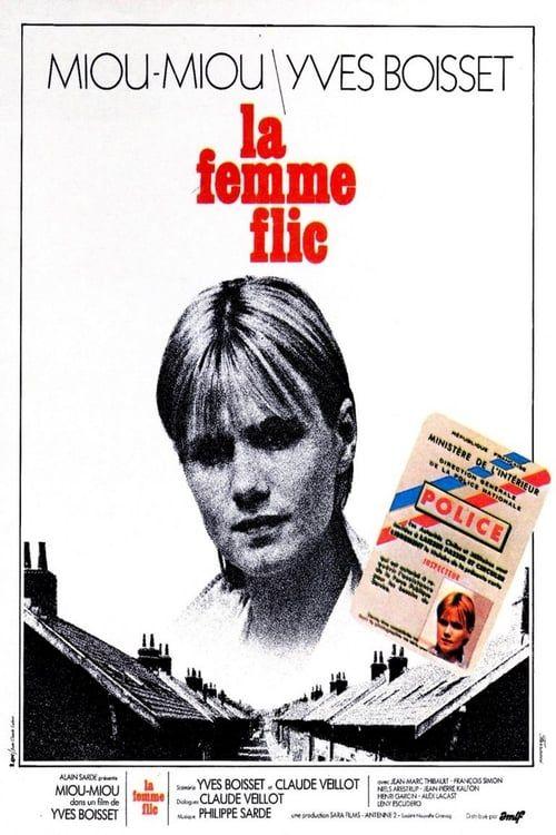 LA FEMME FLIC 1980 FRENCH 1080P TVRIP HEVC AAC