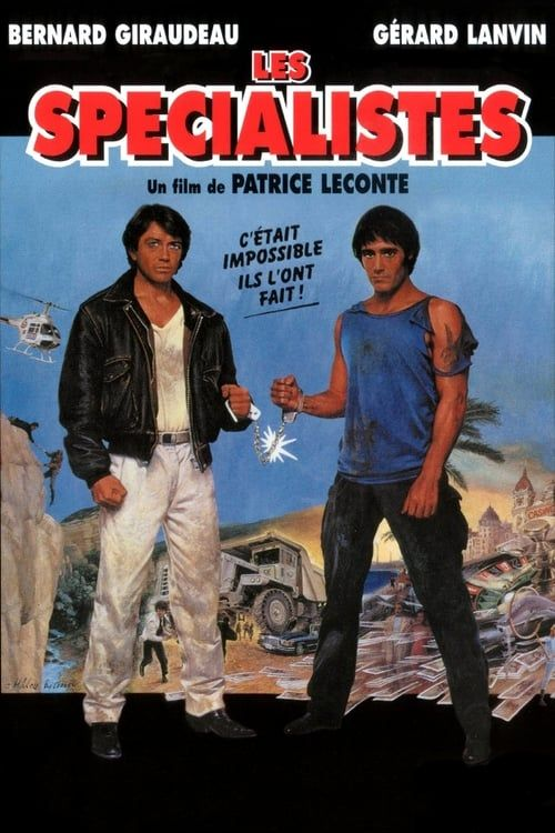 Les Specialistes 1985 TRUEFRENCH 1080p HDLight AC3 x264-Dread-Team