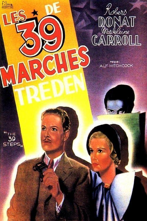 Les 39 marches (1935) MULTI Bluray 1080p DCA H264