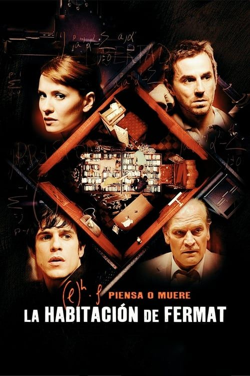 La cellule de Fermat (La habitación de Fermat) 2007 french 720p TVrip x264 dRuIdE