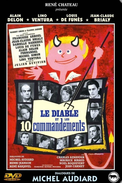 Le Diable et les Dix Commandements 1962 FRENCH 1080p BDrip x264 DTS-fist
