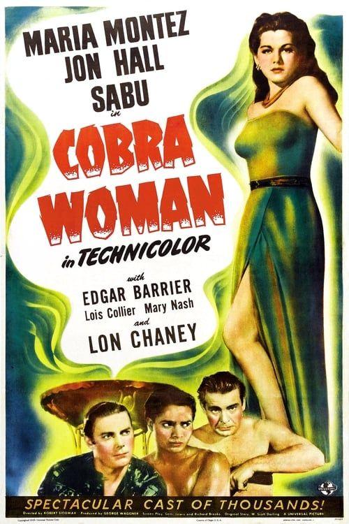 Le Signe du cobra (Cobra woman) 1944 VOSTFR 1080p BluRay x264 FLAC - MrH