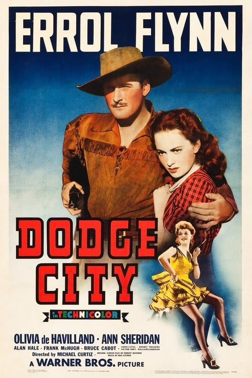 Dodge City 1939 MULTI DVDRIP x264 AAC-Prem