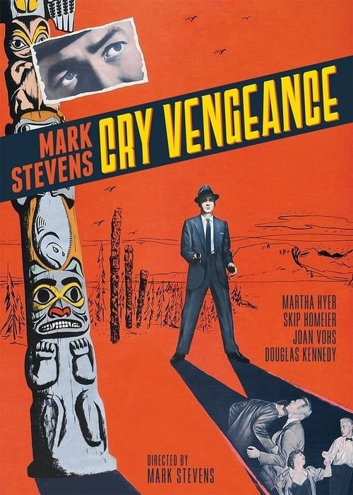 La Vengeance de Scarface (Cry Vengeance) 1954 VOSTFR 1080p BluRay x264 FLAC - MrH