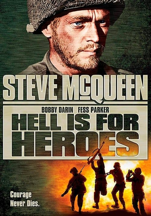 Hell Is for Heroes 1962 MULTI DVDRIP x264 AAC-Prem