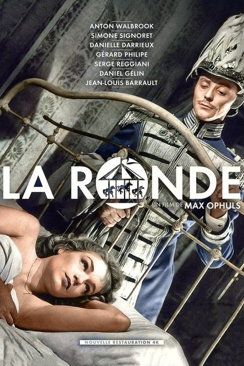 La ronde   (1950) - 1080p HDlight vff x264 ac3 aac br [k0r7o][2500]