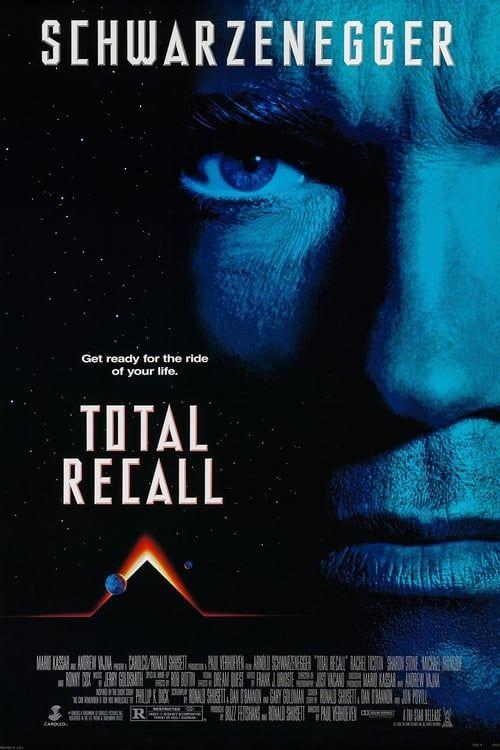 Total Recall (1990) MULTI Bluray Remux 1080p AVC DTS-HDMA