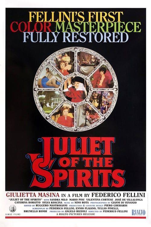 Juliette des esprits 1965 1080p BRRip x264-Classics (Juliet of the Spirits)