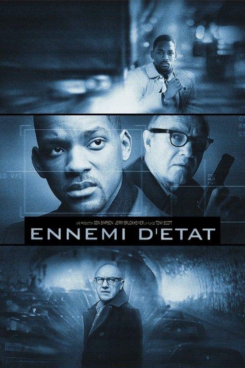 Ennemi D'etat 1998 Truefrench DVDRip Pal AVC AAC-NoTag m4v