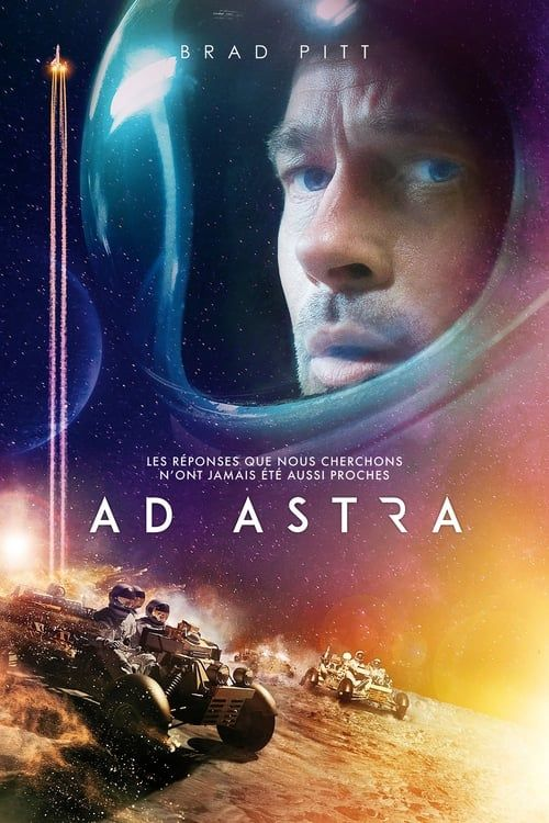 Ad Astra (2019) 1080p BluRay HDLight MULTi VFF x265 10-bit AC3 [GWEN]