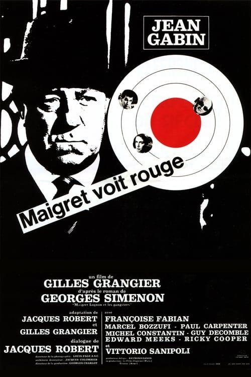 Maigret voit rouge 1963 FRENCH 1080p BDrip x264 DTS-fist