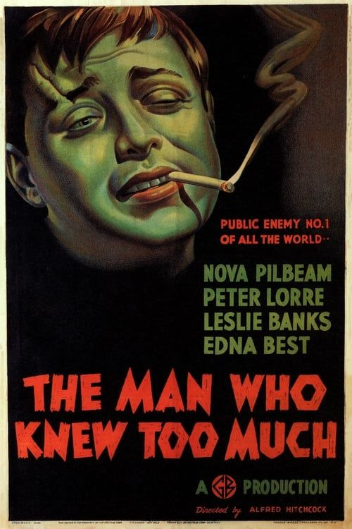 The man who knew too much 1934 VOSTFR DVDRip MPEG2 AC3 -NoTag