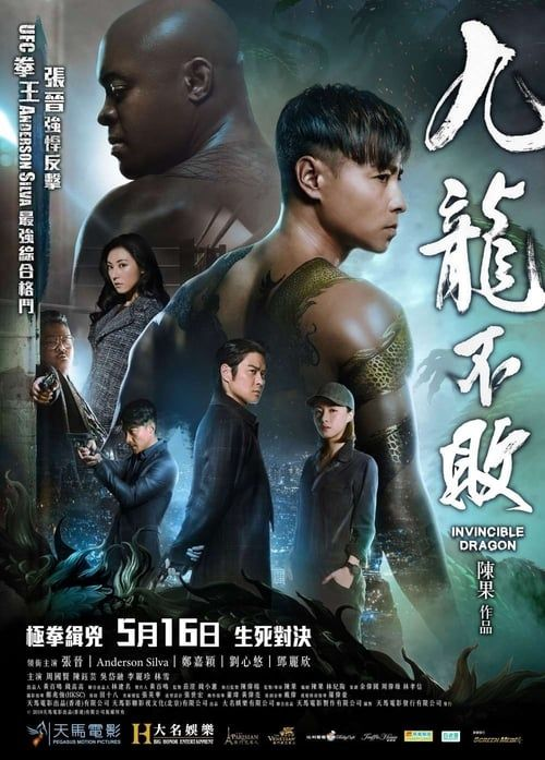 Invincible Dragon 2019 MULTi 1080p BluRay x264 AC3-EXTREME