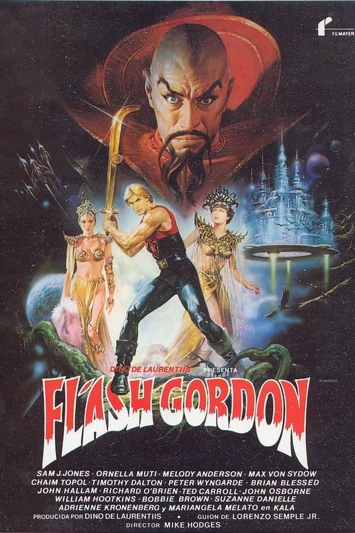 Flash Gordon (1980) MULTI Bluray Remux 1080p AVC DTS-HDMA
