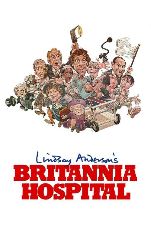 Britannia Hospital (Lindsay Anderson - 1982) VOSTFR 1080p x265 mkv