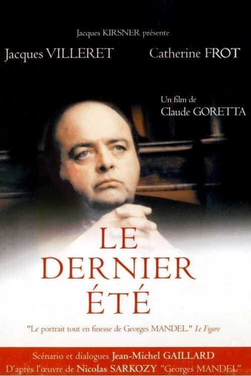 Le Dernier Été (Jacques Villeret) 1997 VFF HDTVrip 1080p AVC AAC