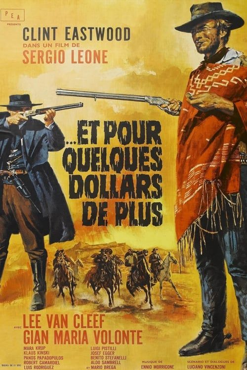 For A Few Dollars More 1965 MULTi 1080p BluRay AVC-NoTag