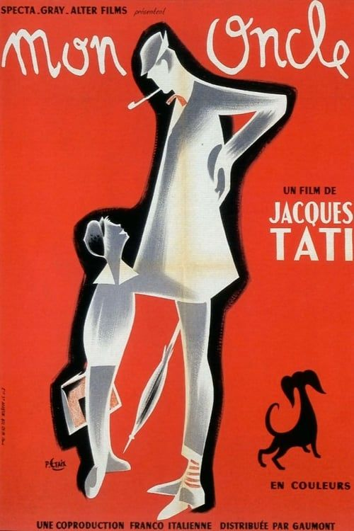 Mon oncle (1958) VFF BluRay 1080p AVC DTS-HDMA
