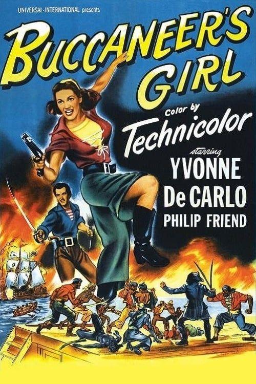 Buccaneer's Girl 1950 VOSTFR DVDRIP x264 AAC-Prem