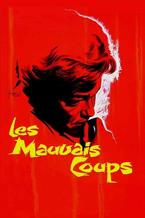 Les Mauvais Coups 1961 FRENCH DVDRip AVC AAC x264-TAD™