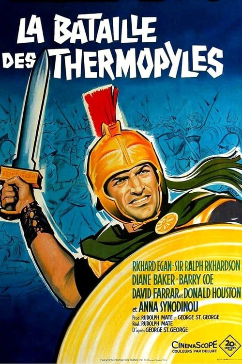 La bataille des Thermopyles 1962 1080p BRRip x264-Classics (The 300 Spartans)