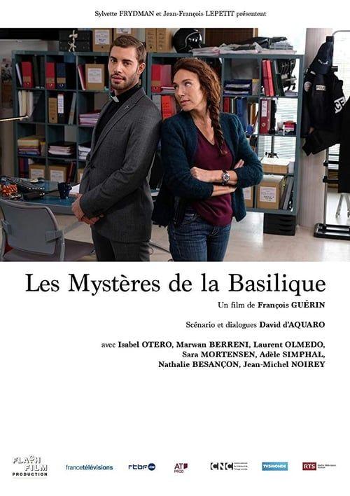 Les mystères de la basilique 2018 FRENCH 1080p HDTV x264 AAC-Manneken-Pis