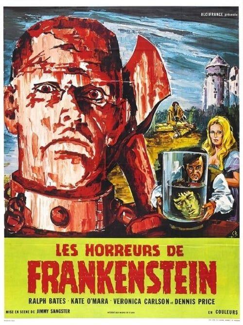 Les horreurs de Frankenstein 1970 VOSTF BluRay 1080p x264 DTS MKV [SlyF]