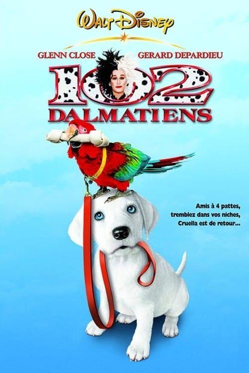Film Disney : 102 dalmatiens 2001 FR DVDrip