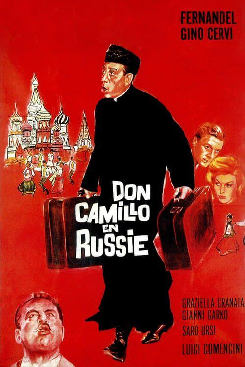 Don Camillo en Russie (1965) Bluray 1080p AVC DTS-HDMA