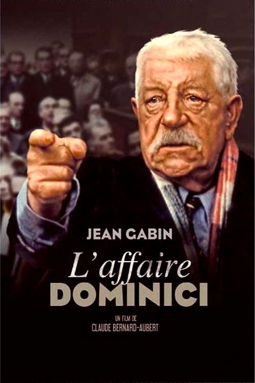 L'affaire Dominici 1975 FRENCH 1080p BDRip x264 DTS-fist