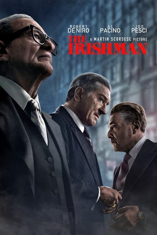 The Irishman 2019 VOSTFR WEBRip x264