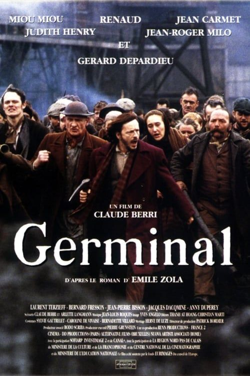 Germinal 1993 French COMPLETE BD50 AVC DTS-HDMA