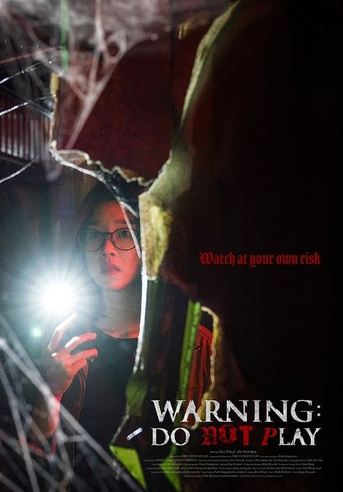 Warning Do Not Play 2019 FRENCH 720p WEB x264-PREUMS Exclusivité