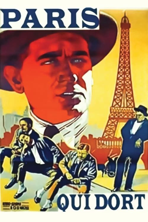 Paris qui dort 1925 FRENCH 1080p BDrip x264 DTS-fist