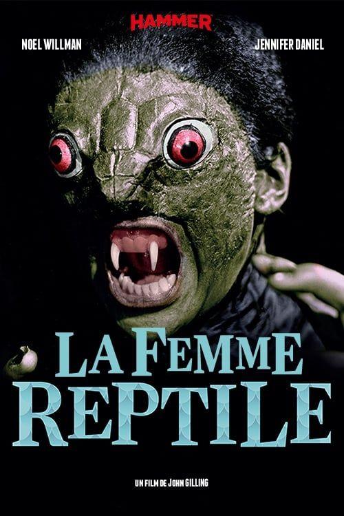 La femme reptile   (1966) - 1080p vo stmulti x264 aac br [k0r7o] (The reptile)