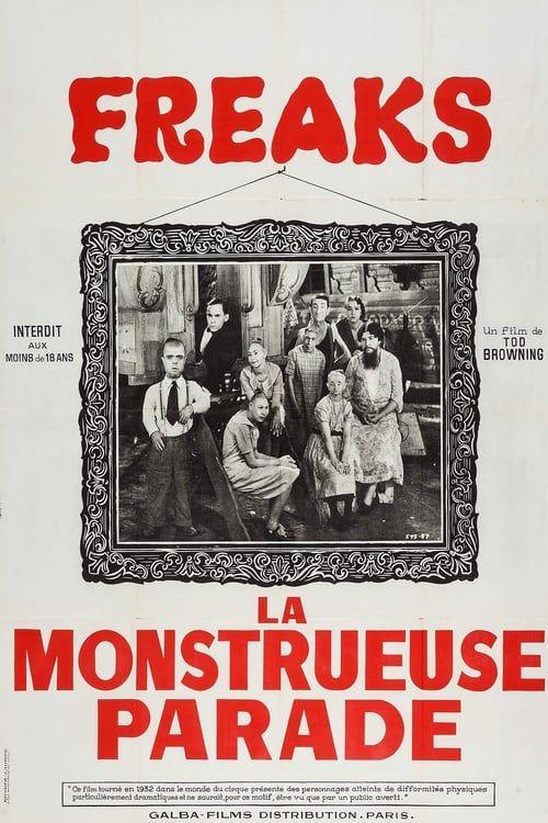 Freaks - La monstrueuse parade 1932 720p x264-Classics