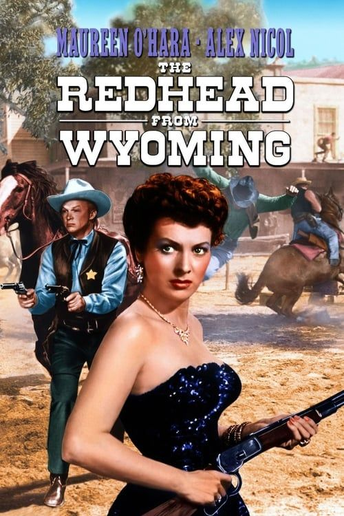 The Redhead from Wyoming 1953 VOSTFR DVDRIP x264 AAC-Prem