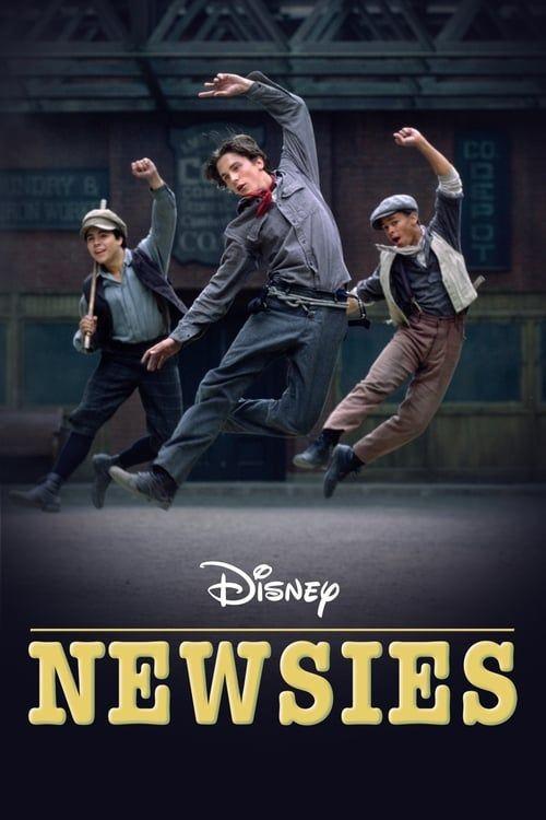 Newsies 1992 VOSTFR 1080p BluRay HEVC AAC5 1 x265