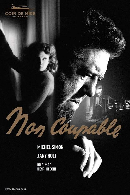 Non coupable 1947 FRENCH 1080p BDRip x264 DTS-fist