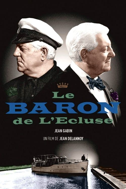 Le baron de l'écluse 1960 FRENCH 1080p BDRip x264 DTS-fist