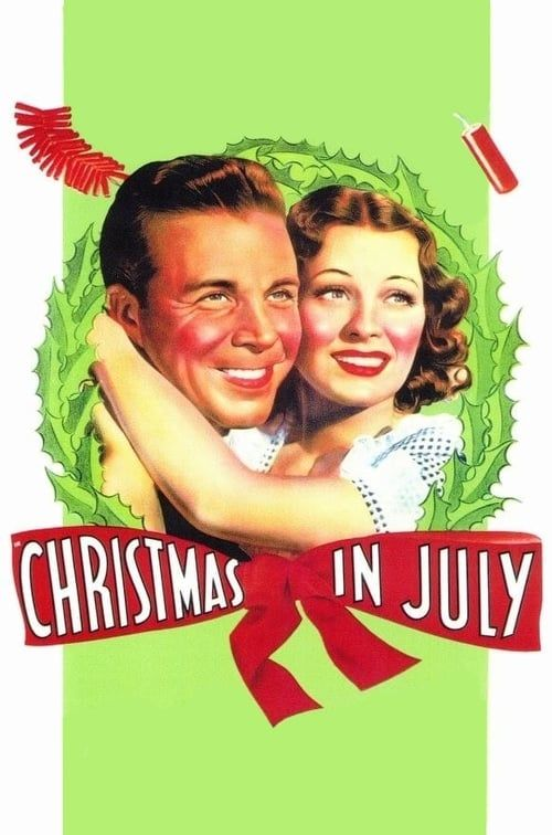Le Gros lot (Chrismas in july) 1940 VOSTFR 1080p BluRay x264 FLAC - MrH