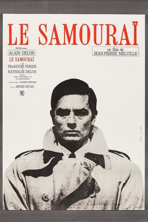 Le Samourai (1967) 1080p-H264-AC3-WebDl [nickarad]