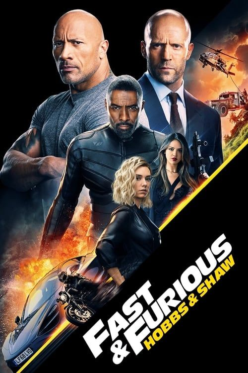 Fast and Furious Hobbs and Shaw 2019 2160p UHD BLURAY MULTI VFQ/VFF AVC